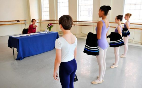 Royal Academy of Dance Examinations