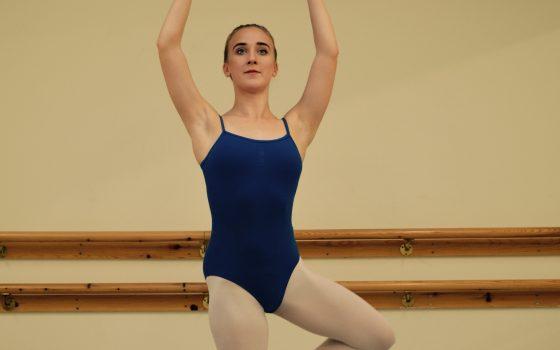 Adult Ballet Lessons
